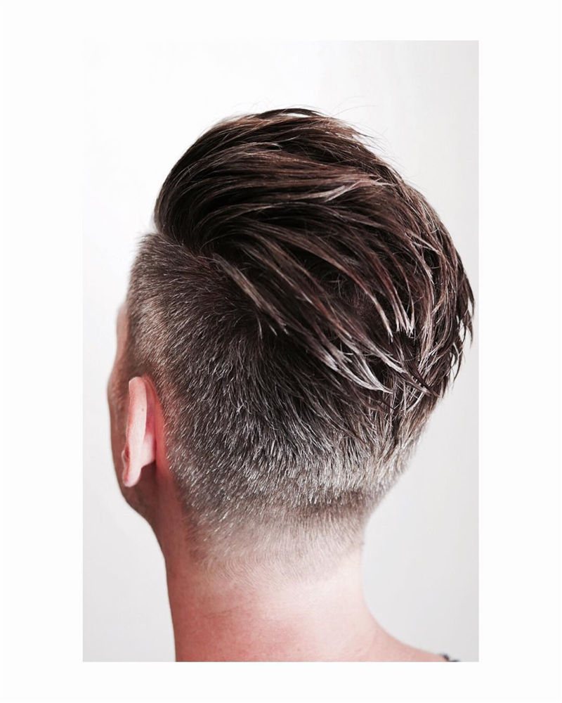 Stylish Undercut Hairstyles for Men in 2020 12