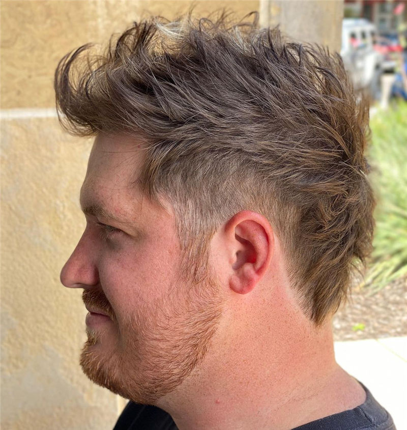 Stylish Undercut Hairstyles for Men in 2020 16