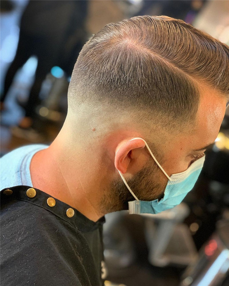Stylish Undercut Hairstyles for Men in 2020 20