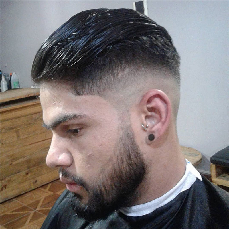 Stylish Undercut Hairstyles for Men in 2020 23