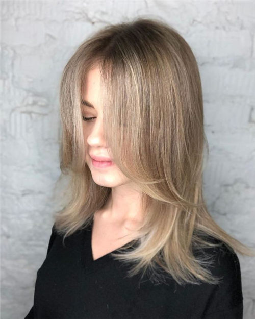 Amazing Layered Hairstyles and Haircut Ideas for 2020 01