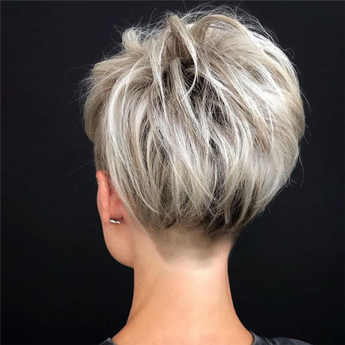 Amazing Layered Hairstyles and Haircut Ideas for 2020 03