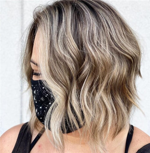 Amazing Layered Hairstyles and Haircut Ideas for 2020 05