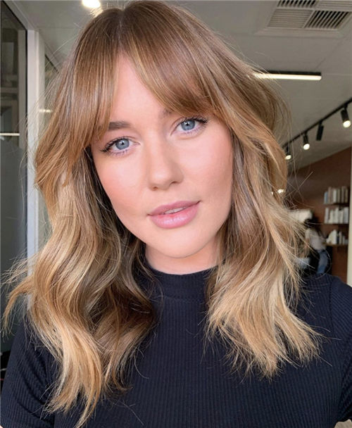 Amazing Layered Hairstyles and Haircut Ideas for 2020 09