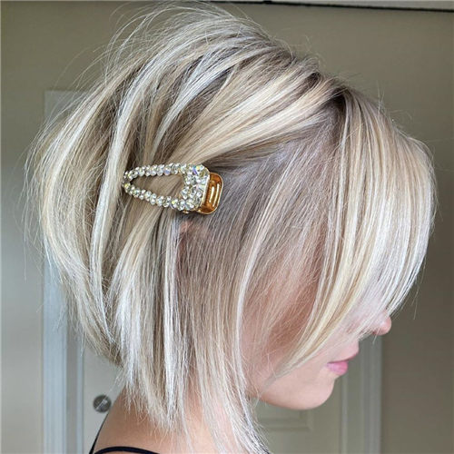 Amazing Layered Hairstyles and Haircut Ideas for 2020 11
