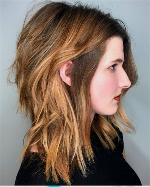 Amazing Layered Hairstyles and Haircut Ideas for 2020 16