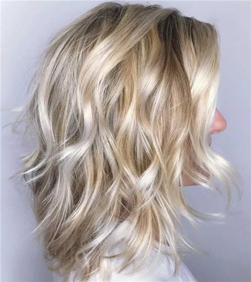 Amazing Layered Hairstyles and Haircut Ideas for 2020 18