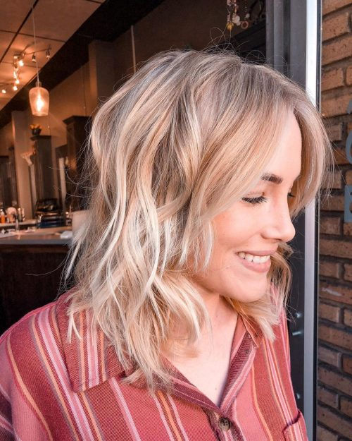 Amazing Layered Hairstyles and Haircut Ideas for 2020 19