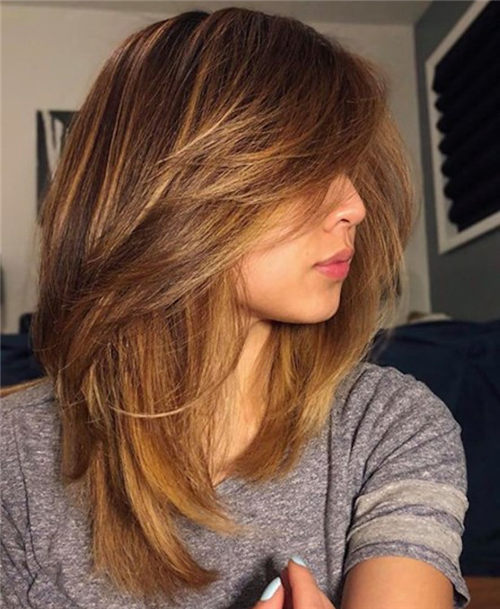 Amazing Layered Hairstyles and Haircut Ideas for 2020 21
