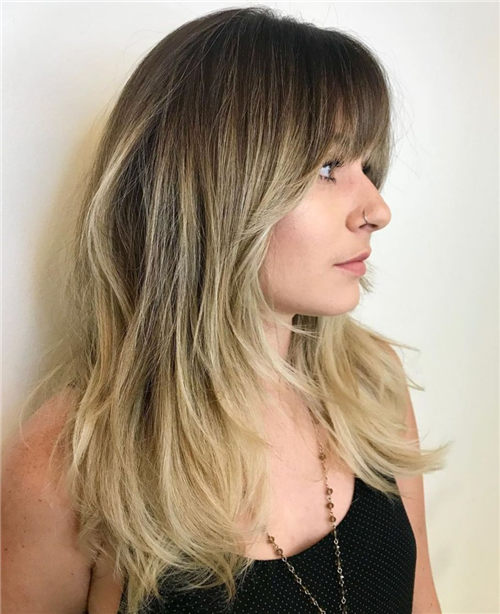 Amazing Layered Hairstyles and Haircut Ideas for 2020 22
