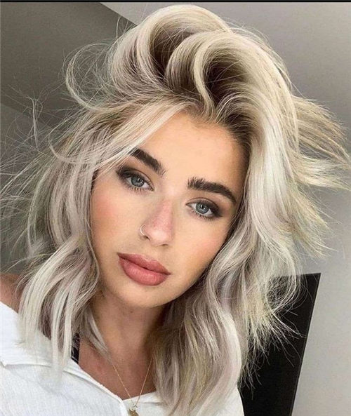 Amazing Layered Hairstyles and Haircut Ideas for 2020 23