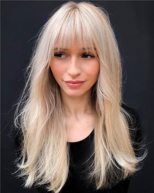 Amazing Layered Hairstyles and Haircut Ideas for 2020 24