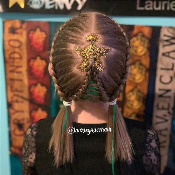 Angel Hairstyle
