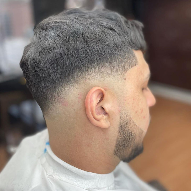 Coolest Short Haircuts for Men Most Popular Styles for 2021 08