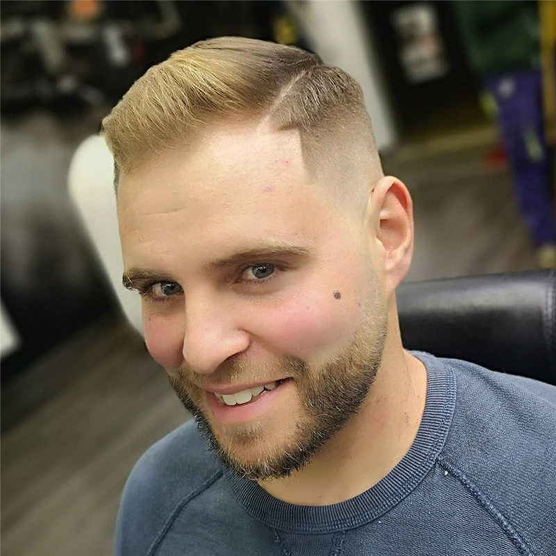 Coolest Short Haircuts for Men Most Popular Styles for 2021 14