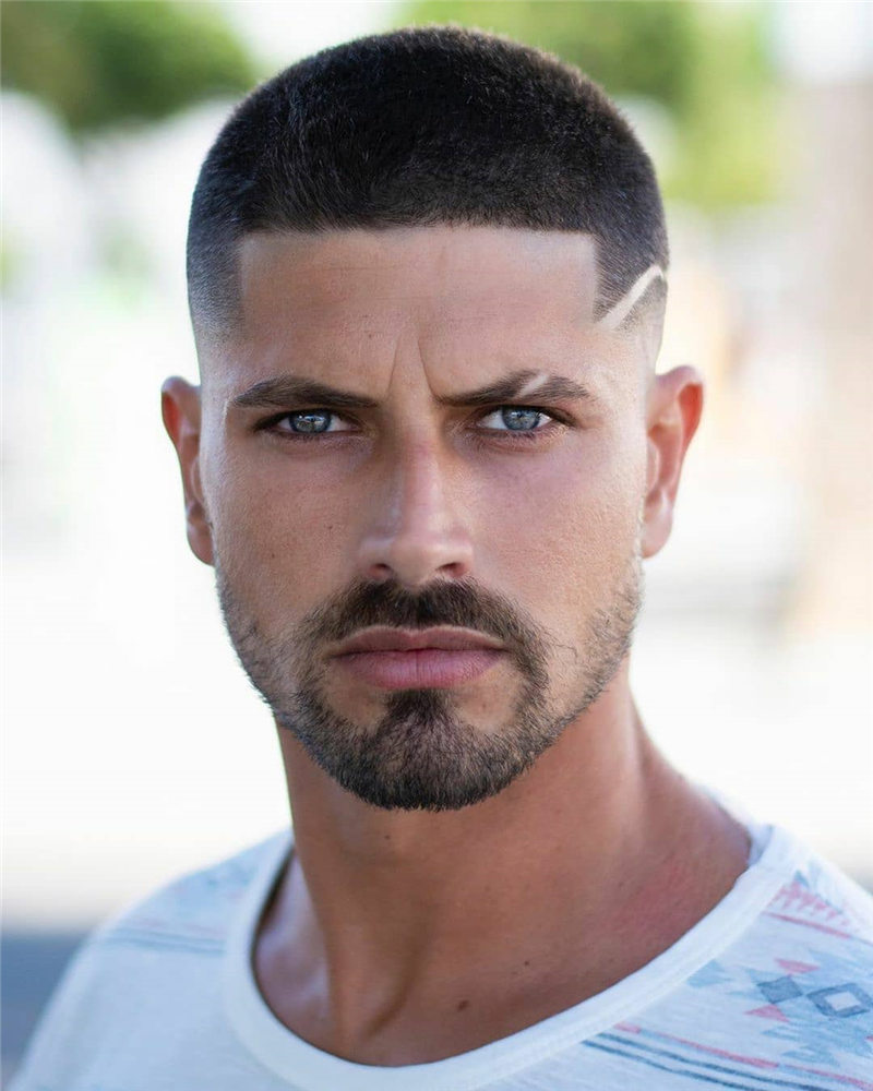 Coolest Short Haircuts for Men Most Popular Styles for 2021 16