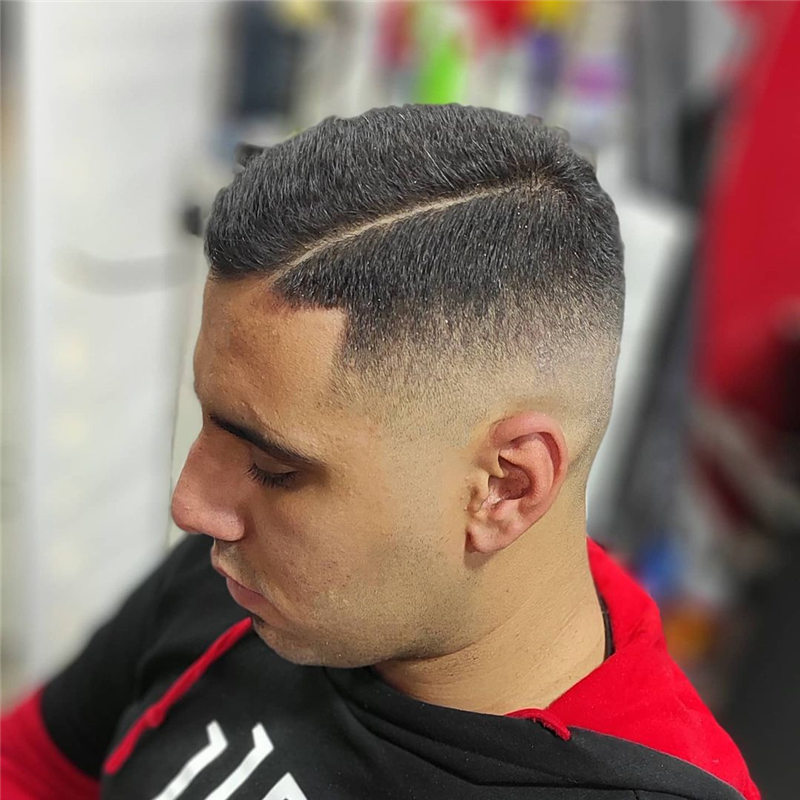 Coolest Short Haircuts for Men Most Popular Styles for 2021 19