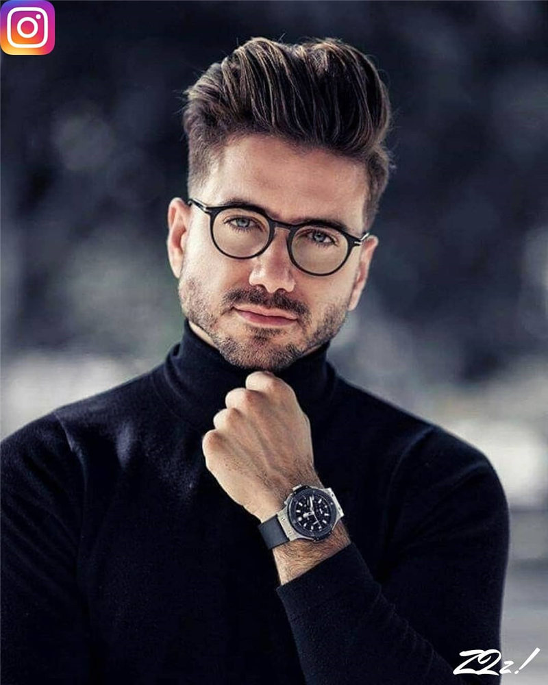 Coolest Short Haircuts for Men Most Popular Styles for 2021 20