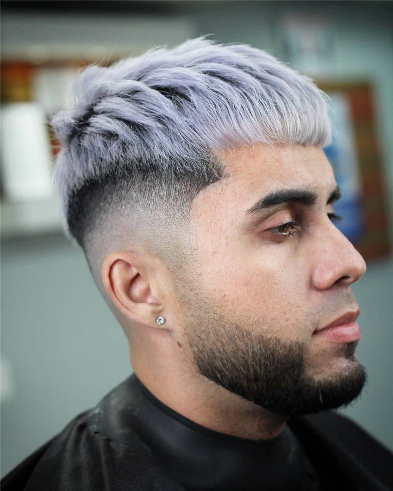 Coolest Short Haircuts for Men Most Popular Styles for 2021 31