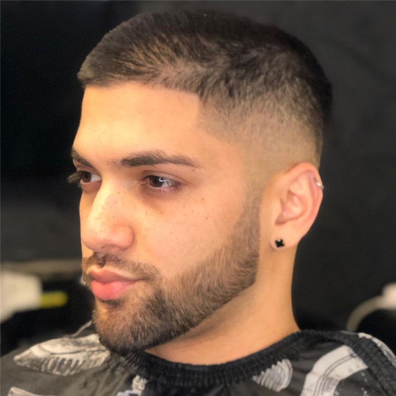 Coolest Short Haircuts for Men Most Popular Styles for 2021 33