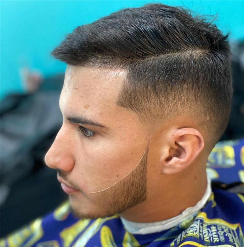 60+ Coolest Short Haircuts for Men: Most Popular Styles for 2021 - Lead Hairstyles