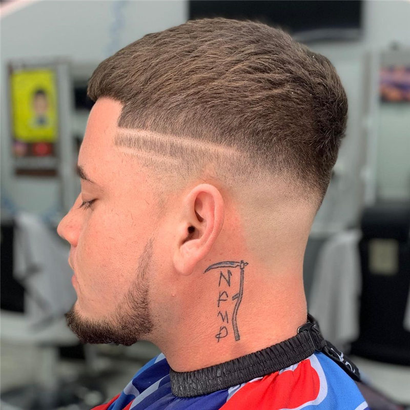 Coolest Short Haircuts for Men Most Popular Styles for 2021 53