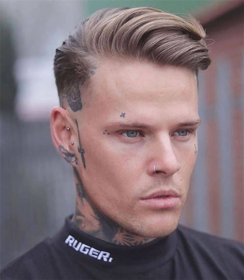 Coolest Short Haircuts for Men Most Popular Styles for 2021 59