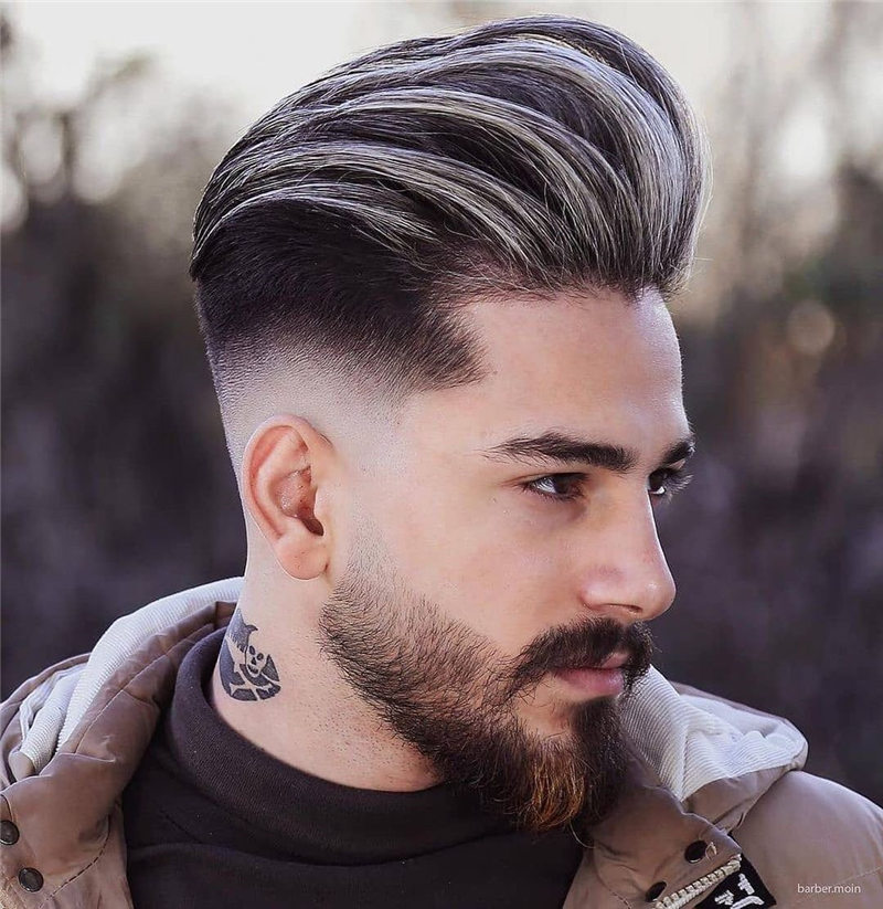 Coolest Short Haircuts for Men Most Popular Styles for 2021 60
