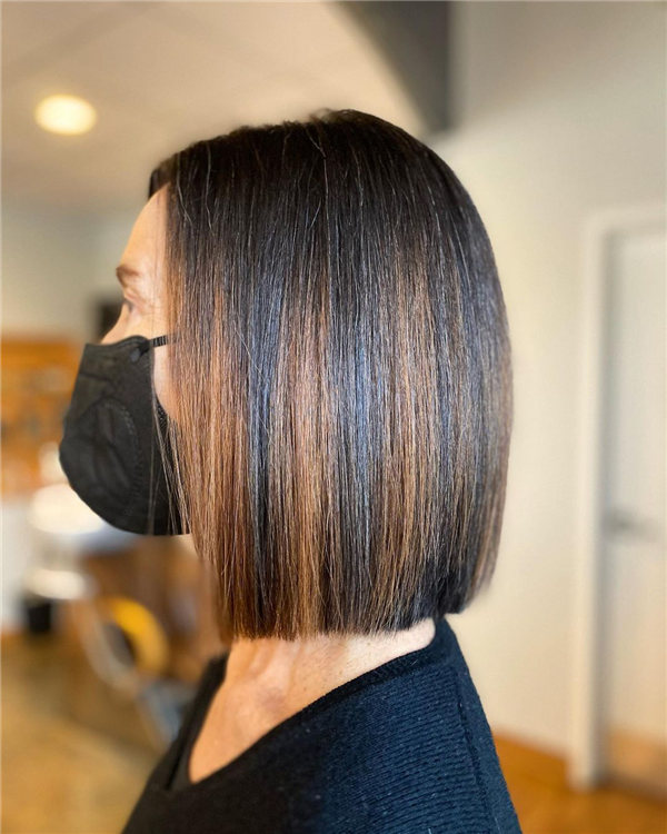Precision Bobs and Balayage