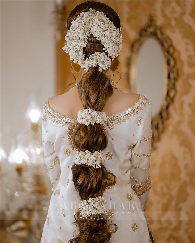 Curly Bridal Hairstyles