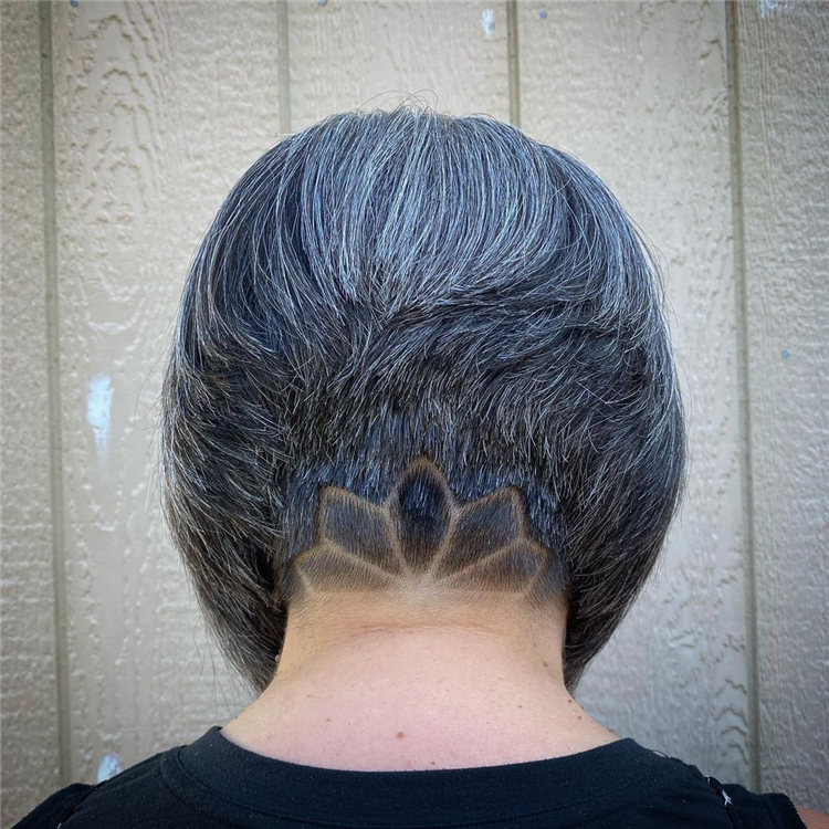 Incredible Short Inverted Bob Haircuts to Get You Inspired in 2021 08