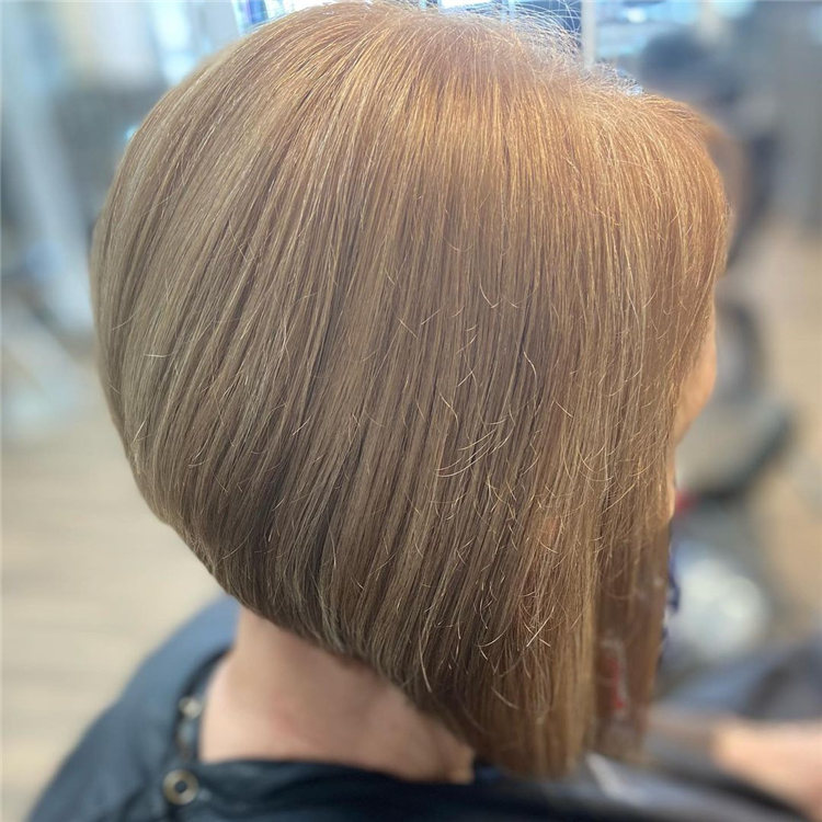 Incredible Short Inverted Bob Haircuts to Get You Inspired in 2021 13