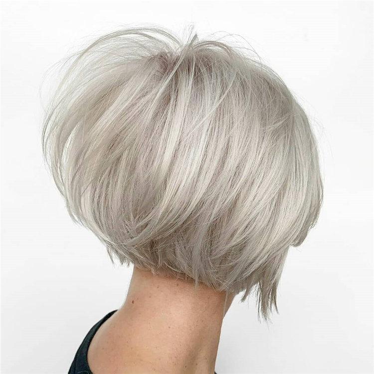 Incredible Short Inverted Bob Haircuts to Get You Inspired in 2021 44