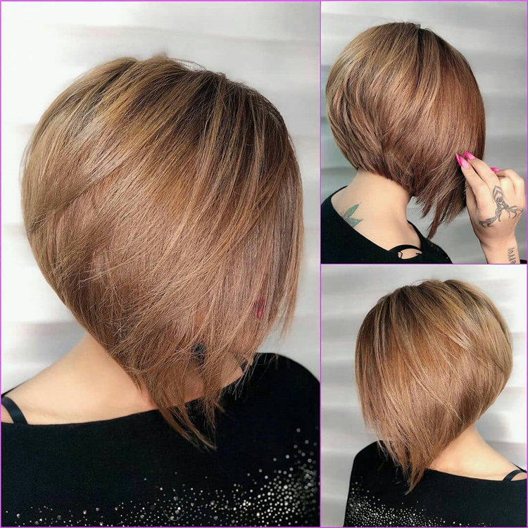 Incredible Short Inverted Bob Haircuts to Get You Inspired in 2021 46