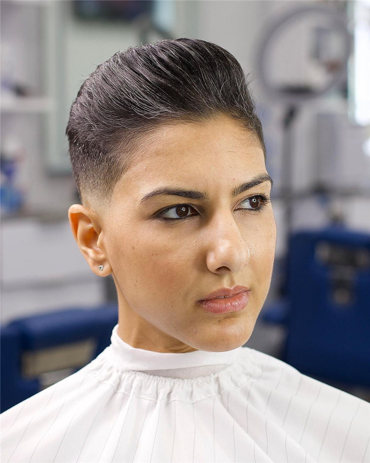Low Fade Style