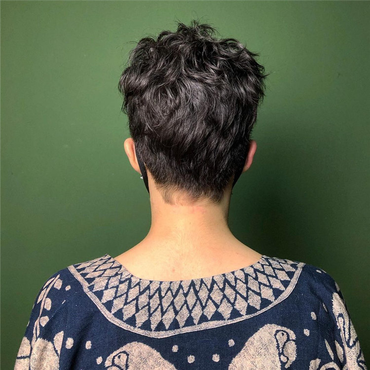Short Pixie Fade Style2