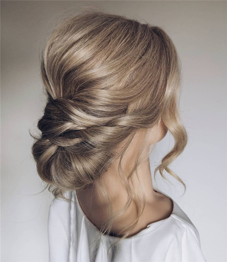 Bride Hairstyle 2021