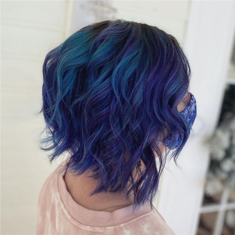 Cool Bob Haircut With Layers That You Must Try in 2021 04