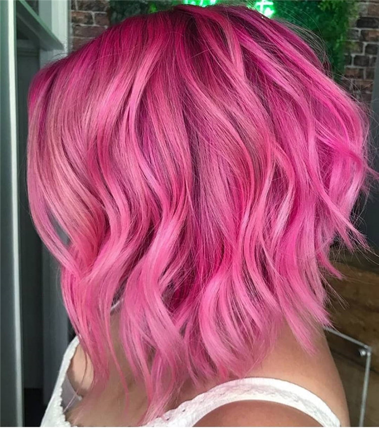 Cool Bob Haircut With Layers That You Must Try in 2021 10