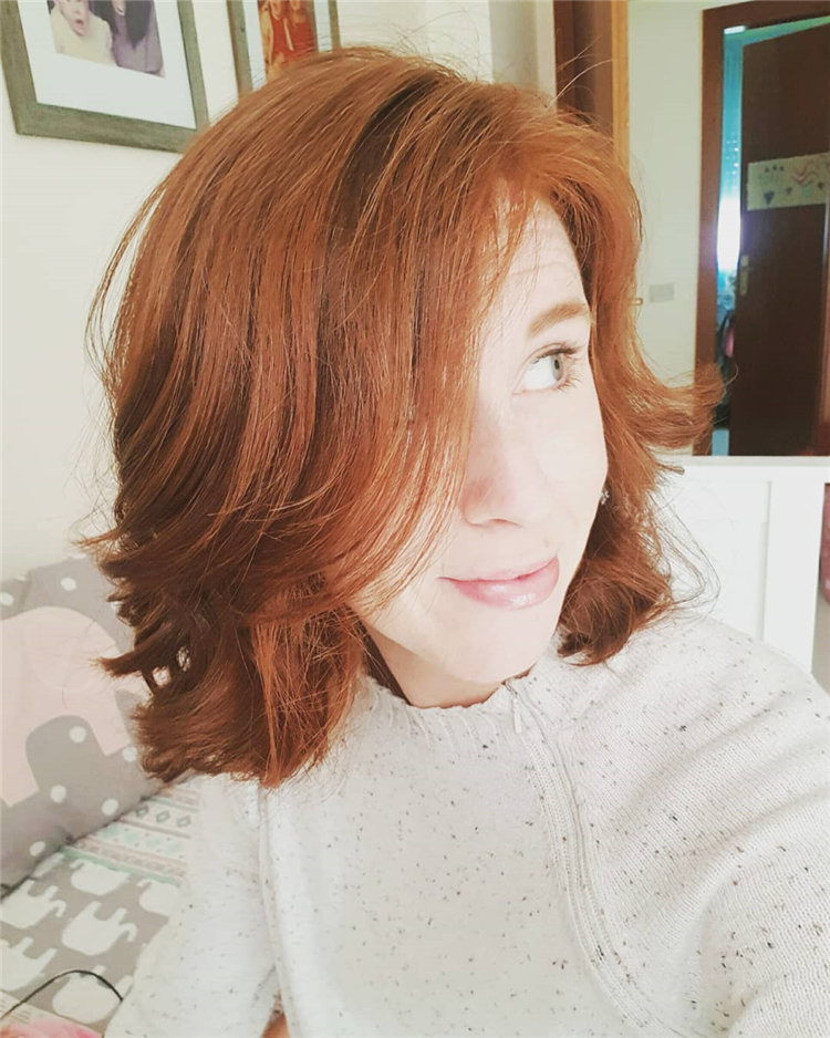 Cool Bob Haircut With Layers That You Must Try in 2021 11