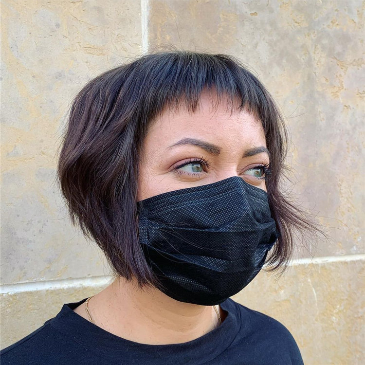 Cool Bob Haircut With Layers That You Must Try in 2021 13