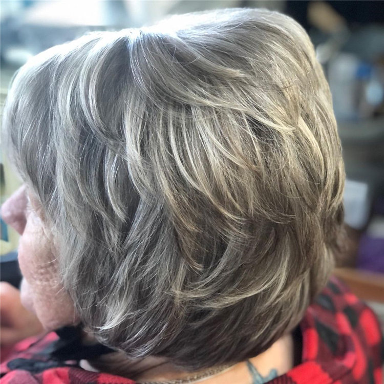 Cool Bob Haircut With Layers That You Must Try in 2021 15
