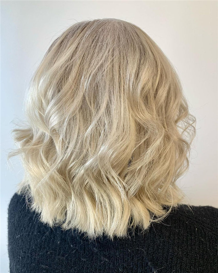 Cool Bob Haircut With Layers That You Must Try in 2021 17