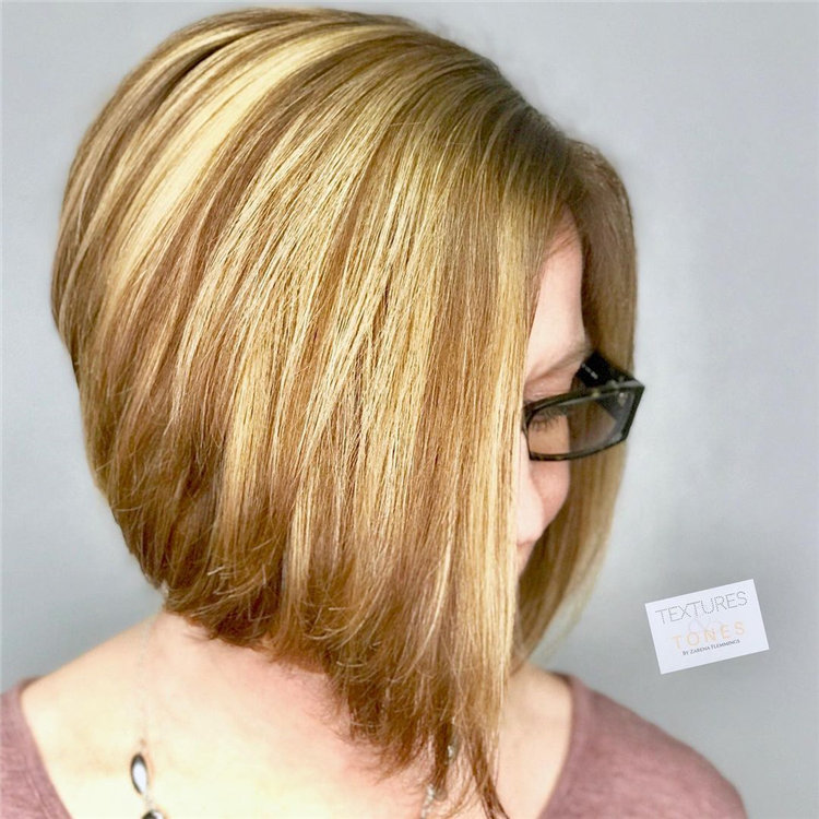 Cool Bob Haircut With Layers That You Must Try in 2021 20