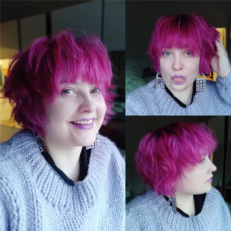 Cool Bob Haircut With Layers That You Must Try in 2021 25