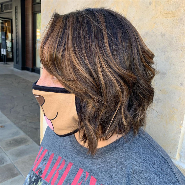 Cool Bob Haircut With Layers That You Must Try in 2021 28