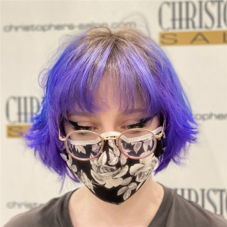 Cool Bob Haircut With Layers That You Must Try in 2021 38