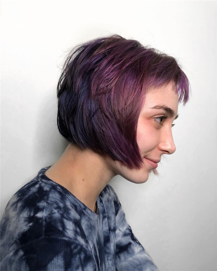 Cool Bob Haircut With Layers That You Must Try in 2021 45
