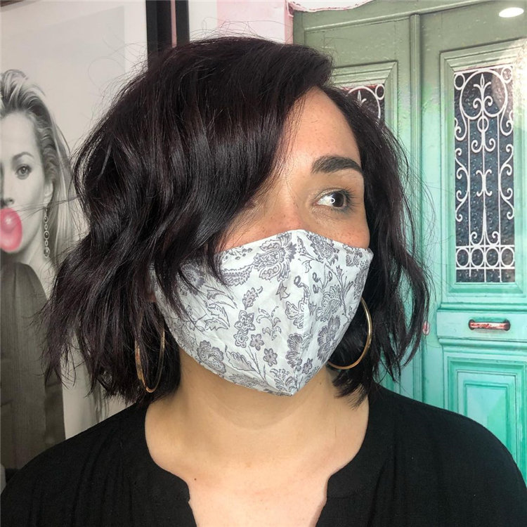 Cool Bob Haircut With Layers That You Must Try in 2021 46