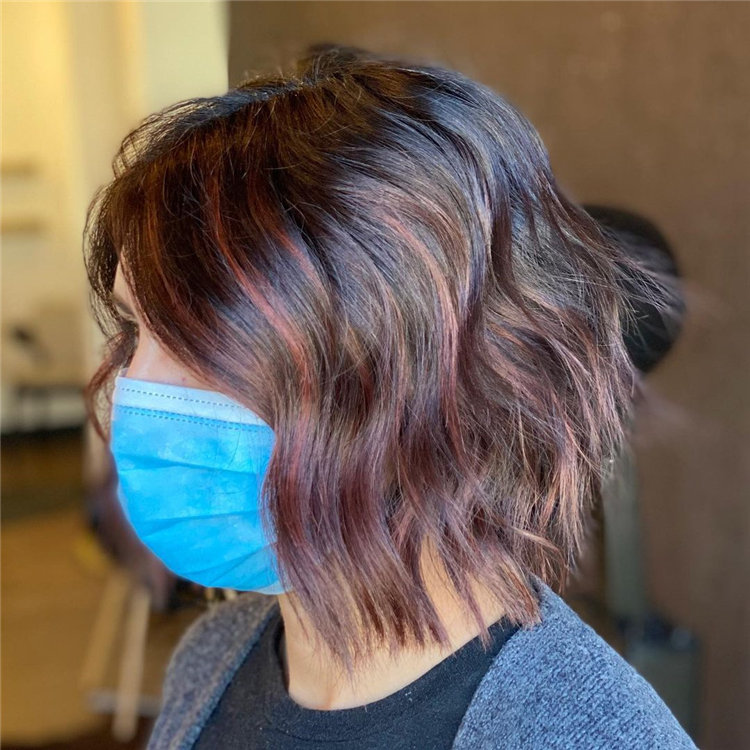 Cool Bob Haircut With Layers That You Must Try in 2021 48
